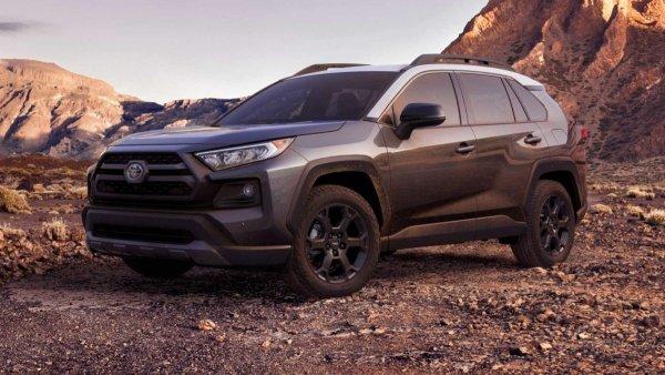 Разрушение мифов: Блогер раскрыл «всю правду» о Toyota RAV4 2020