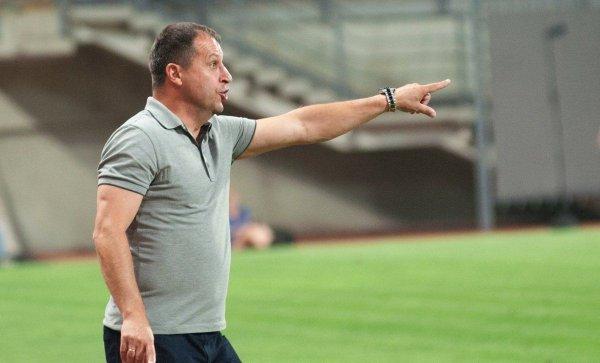 Виктор Скрипник возглавил луганскую Зарю