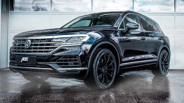 Король Севера: Volkswagen Touareg прошёл испытание экстремальным бездорожьем