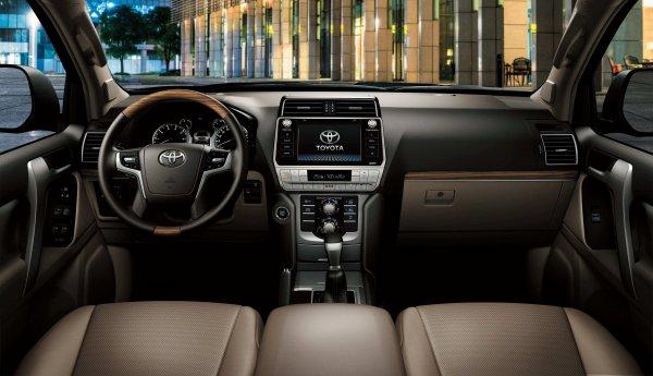 «Хотите комфорта - купите Рейндж Ровер»: В сети обсудили скрип и «хрип» в дверях Toyota Land Cruiser Prado