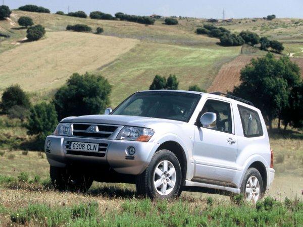 «Таких уже почти не осталось»: Блогера восхитило состояние 20-летнего Mitsubishi Pajero 3