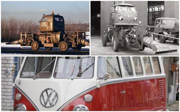 Фурор обеспечен! Блогеры рассказали и показали немецкий «пылесос» Volkswagen T1