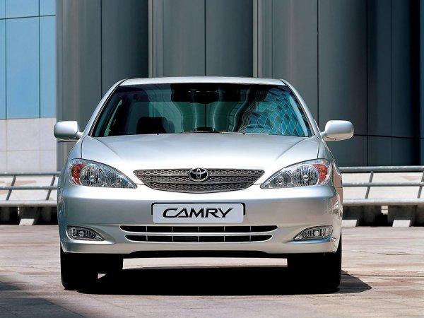 «Никогда не ломается»: Что нужно знать при покупке подержанной Toyota Camry V30 - эксперт