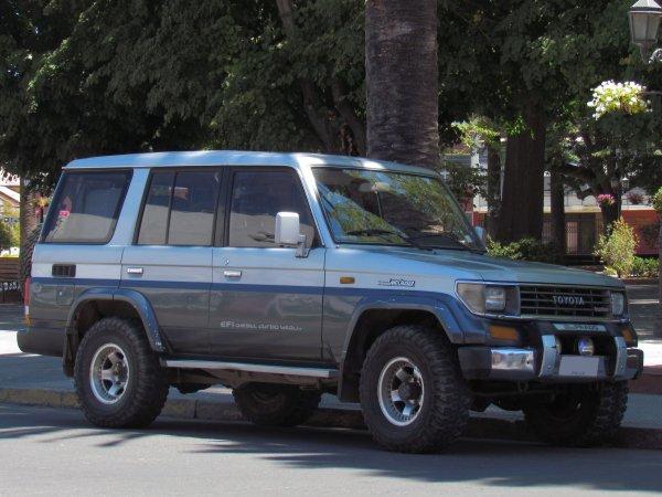 «Эталон джипа»: Почему 30-летний Toyota LC Prado стоит купить вместо современных «пузотёрок»