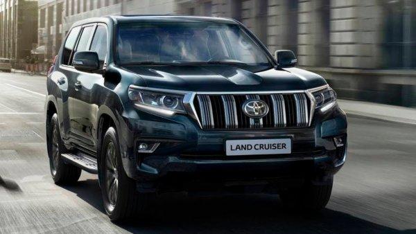 «Китаец» или «японец»? Блогеры сравнили Haval H9 и Toyota Land Cruiser Prado