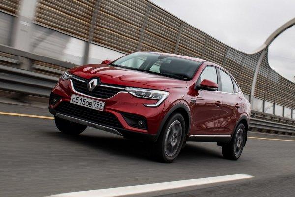 «Турбо не тянет?»: Что может Renault Arkana c мотором 1.3 – блогер
