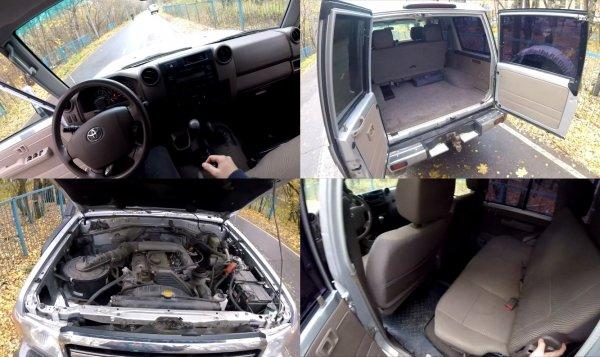 «Машина с максимальным ресурсом»: Чем хорош и плох Toyota Land Cruiser 70 – блогер