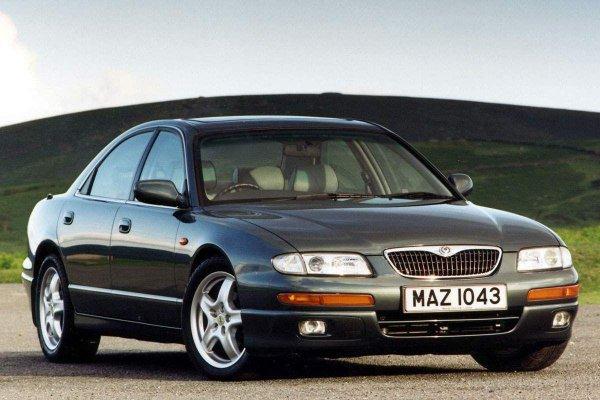 «Умели же делать раньше»: Что собой представляет Mazda Xedos 9 1993 года выпуска - блогер