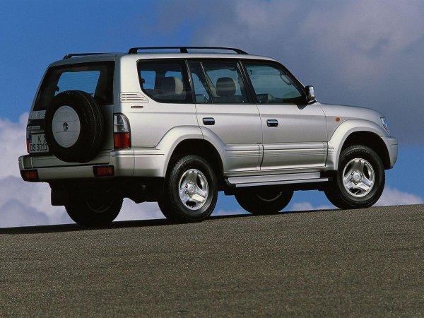 «Респект такому производителю!»: В сети удивились отзывной кампании на старые Toyota LC Prado