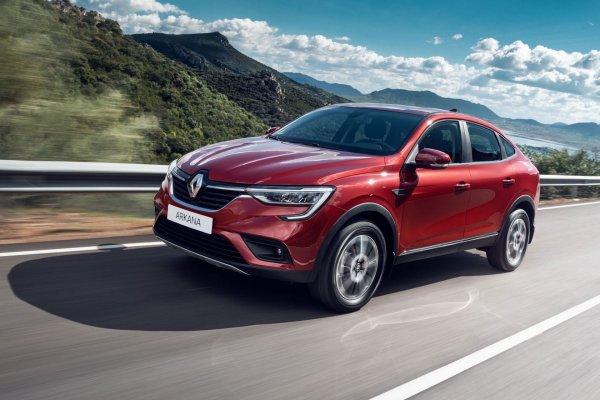 «Выкидыш Рено для стран третьего мира»: Откровенный «разнос» устроил для Renault Arkana эксперт