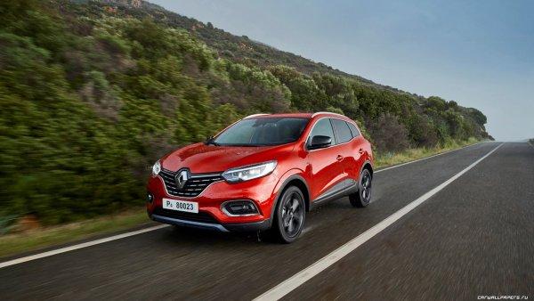Чем отличается Renault Kadjar от своего «близнеца» в лице Nissan Qashqai?