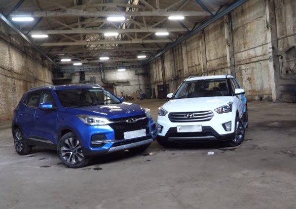 Когда дешевизна не решает: Почему Chery Tiggo 4 хуже Hyundai Creta – блогер