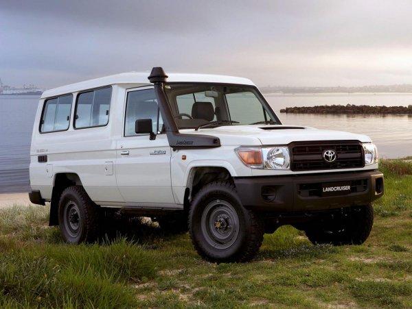 Современные дизели так не могут! Чего ждать от дизельного Toyota Land Cruiser 70