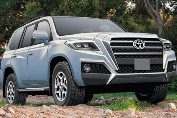 Станет лучше и дороже: Всё, что на сегодняшний день известно о Toyota Land Cruiser 300