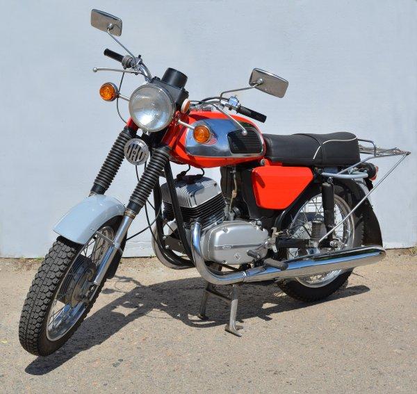 Ехать навстречу мечте: Почему все любят мотоцикл Ява-634