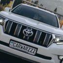 «Что за нищебродство, Тойота?»: Блогер рассказал, чем ему не нравится Toyota Land Cruiser Prado