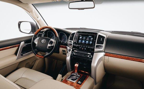 «Это самое грамотное вложение денежных средств»: Почему стоит купить Toyota Land Cruiser 200 – блогер