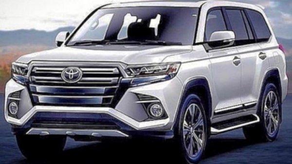 Toyota Land Cruiser 300: Чем порадует икона стиля?