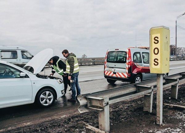 «Бегите, глупцы. Помощь не придёт!»: На М4 «Дон» не работают пункты аварийной связи – блогер