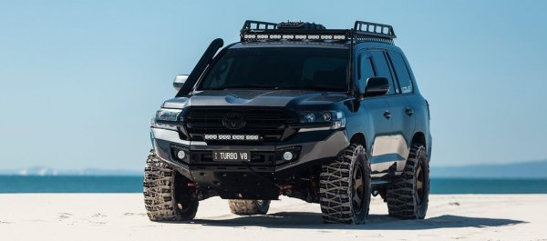 А король-то голый: Почему Land Cruiser 200 – не лучший внедорожник от Toyota?