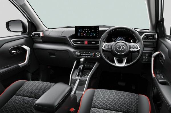 Новый «японец» по цене «Креты»: Toyota запустила в продажу кроссовер Raize