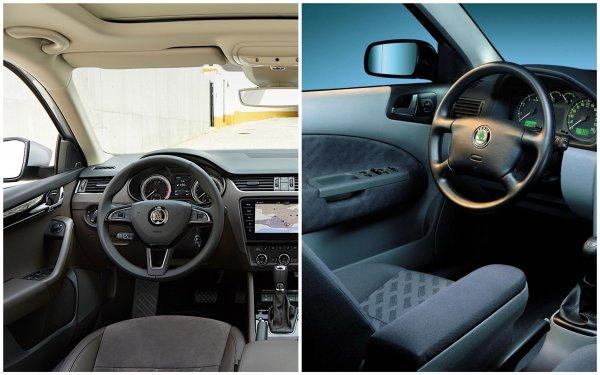 «Это эконом-такси»: Новая Skoda Octavia 4 2020 не оправдала ожидания автолюбителей