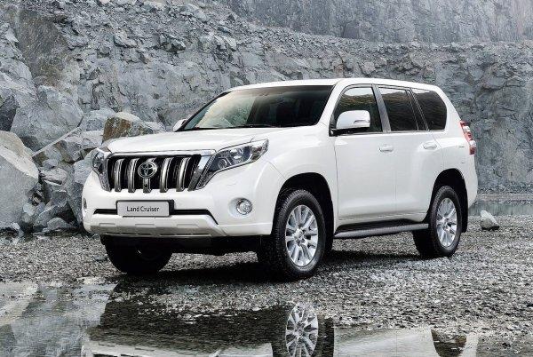 «Жаль, что таких не выпускают»: В сети показали пикап на базе Toyota Land Cruiser Prado