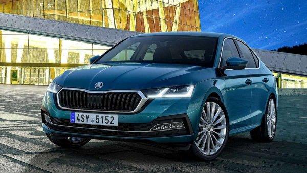 Повзрослела и стала статусной: Новая Skoda Octavia 2020 – опасения не подтвердились