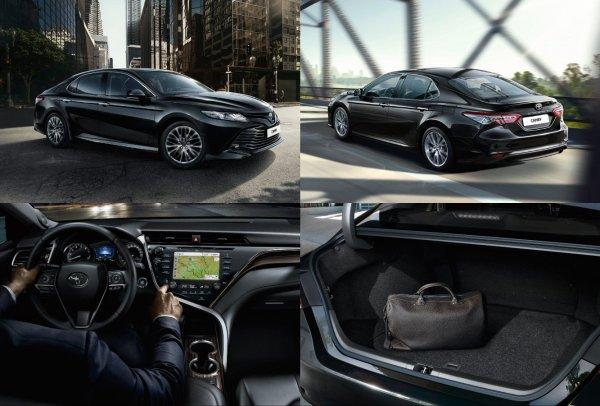 Стекла дребезжат как на «Гранте»: Чем не радует новая Toyota Camry – владелец