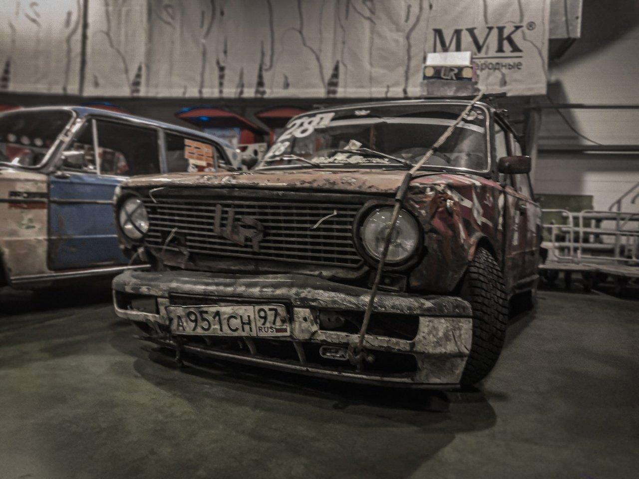 В Москве состоялась «Жигули-экспо»: Показали около сотни прокачанных машин