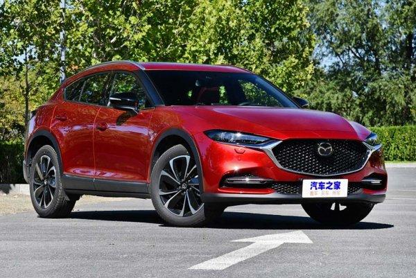 Наконец-то стартовали продажи кроссовера Mazda CX-4 2020