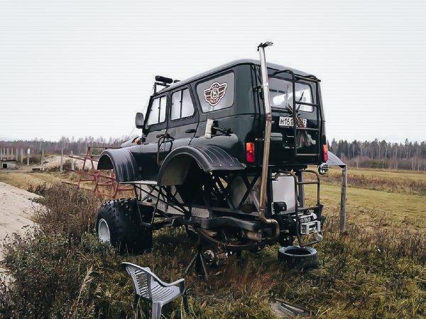 «Зайцев по полю гонять удобно»: Пользователей насмешил чересчур завышенный УАЗ «Хантер»
