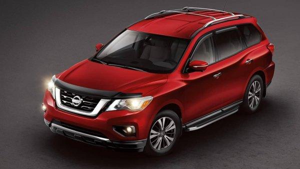 Чего ожидать от Nissan Pathfinder четвертого поколения со «вторички»