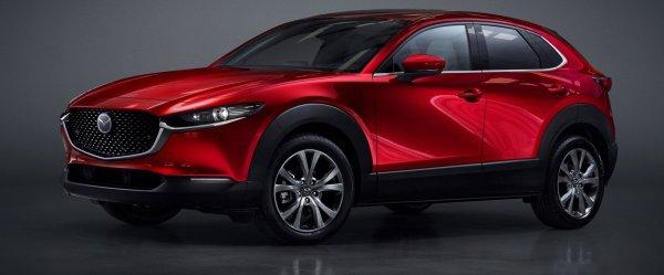 «Необычный кроссовер с необычным мотором»: Блогер провел тест-драйв Mazda CX-30