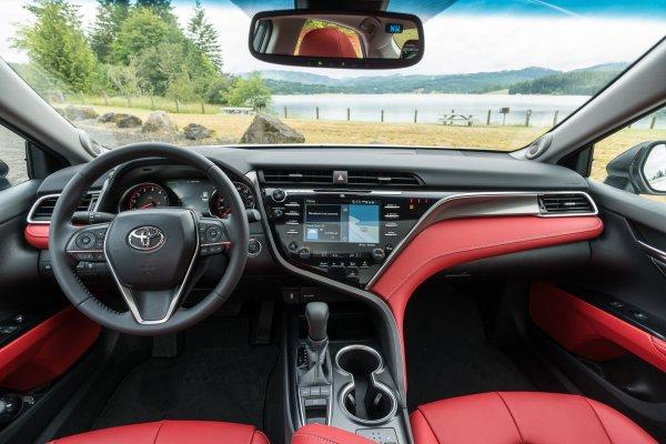 «В Россию ее срочно!»: Toyota Camry с полным приводом возвращается в Америку