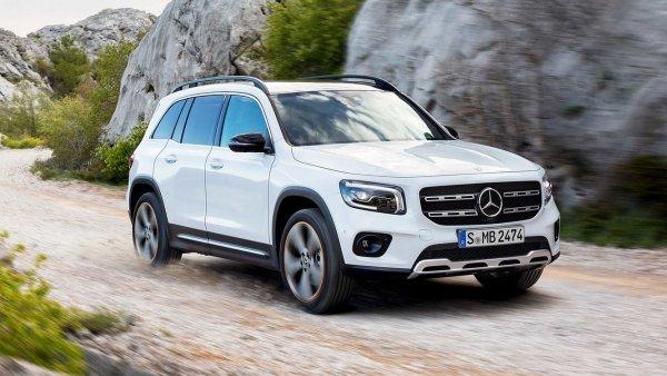 «Немецкая практичность»: Почему Toyota RAV4 и Volkswagen Tiguan должны бояться нового Mercedes-Benz GLB-Class