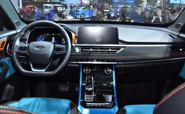 Китайцы набирают обороты: Презентована новая генерация паркетника Chery Tiggo 7