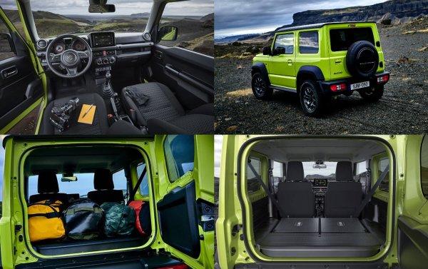 Абсолютно пещерный автомобиль: Почему лучше купить LADA 4x4 вместо Suzuki Jimny