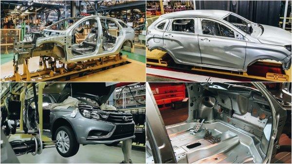 Чтоб быстрее «сгнила» или ради безопасности? Почему у LADA Vesta такой тонкий металл кузова