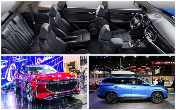 «Убийца» Toyota: Сможет ли новый Chery Jetour X95 завоевать российский рынок в 2020 году?
