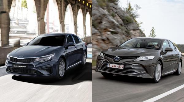 «Попробуй потом продать»: В сети вновь спорят о KIA Optima и Toyota Camry – что лучше?