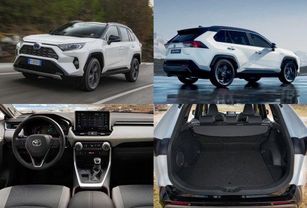 По надежности он «сделает» всех: Почему новый Toyota RAV4 такой дорогой