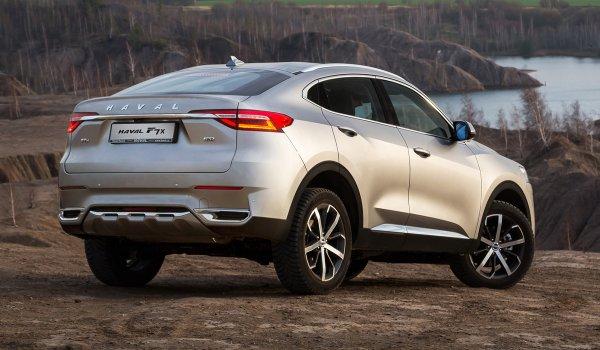 «Лучший автомобиль для миллениалов»: Haval F7x в сравнении с BMW X4 и Renault Arkana – что скрывает китайский «пижон»?