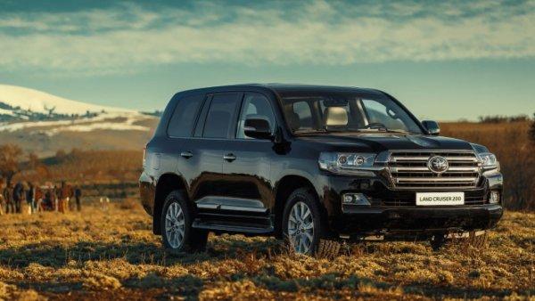 А в Россию когда? Китайский «клон» Toyota Land Cruiser 200 за 2 миллиона рублей готов «разносить» рынок