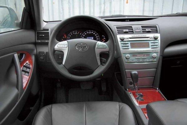 Подержанная Toyota Camry 40 – «геморрой» или даст фору современным авто?