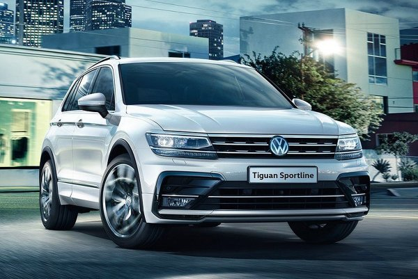 После «Кадьяка» – скукота: «Ваговоду» не понравился VW Tiguan Sportline – дорого и неинтересно