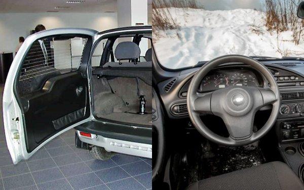 Потомок «ТАЗиков» станет лучше? Chevrolet Niva «зарядилась» и намерена покорить россиян