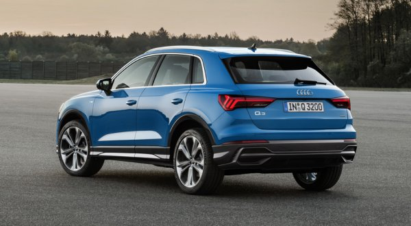 Audi Q3 — переплата за «ВАГовскую» обертку на старой платформе
