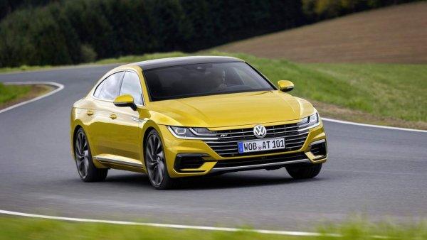 Дайте хоть один универсал! Новинки Volkswagen в России не зайдут - седаны и лифтбеки всем приелись
