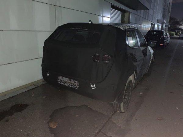 Новый кроссовер Kia Sonet/QYI замечен на тестах. Не стоит ждать в России, а жаль